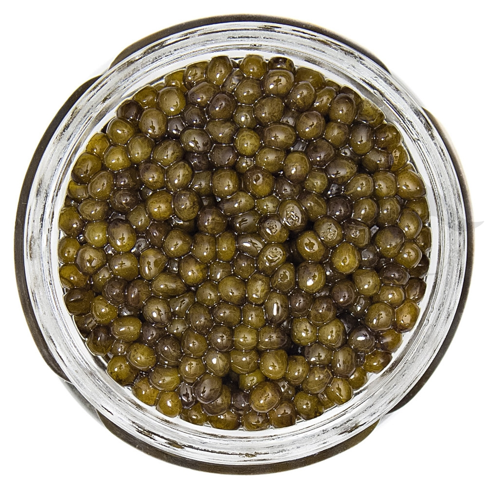 how to eat beluga caviar