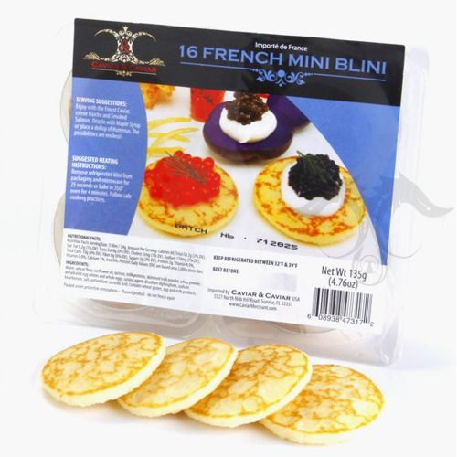 French Blini