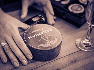 Imported Caviar and American Caviar