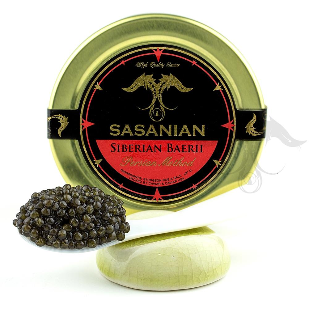 Siberian Sturgeon Caviar