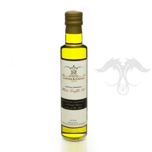 italian white truffle oil bottle