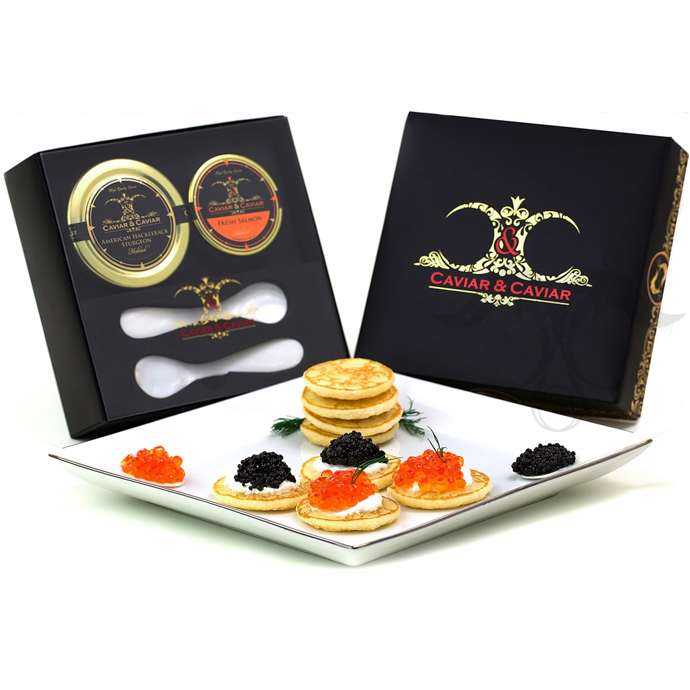 caviar gift idea