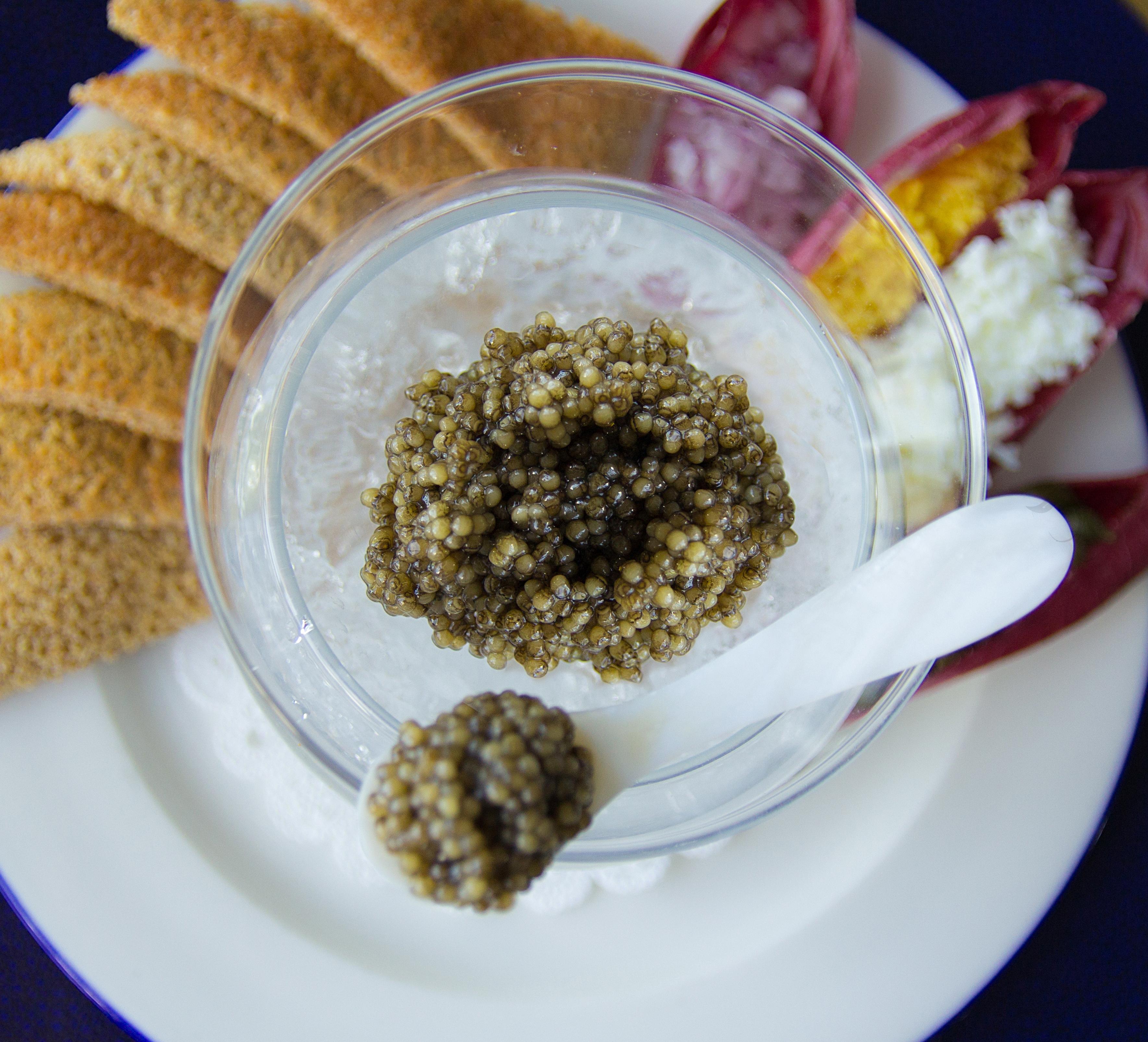 imperial golden caviar