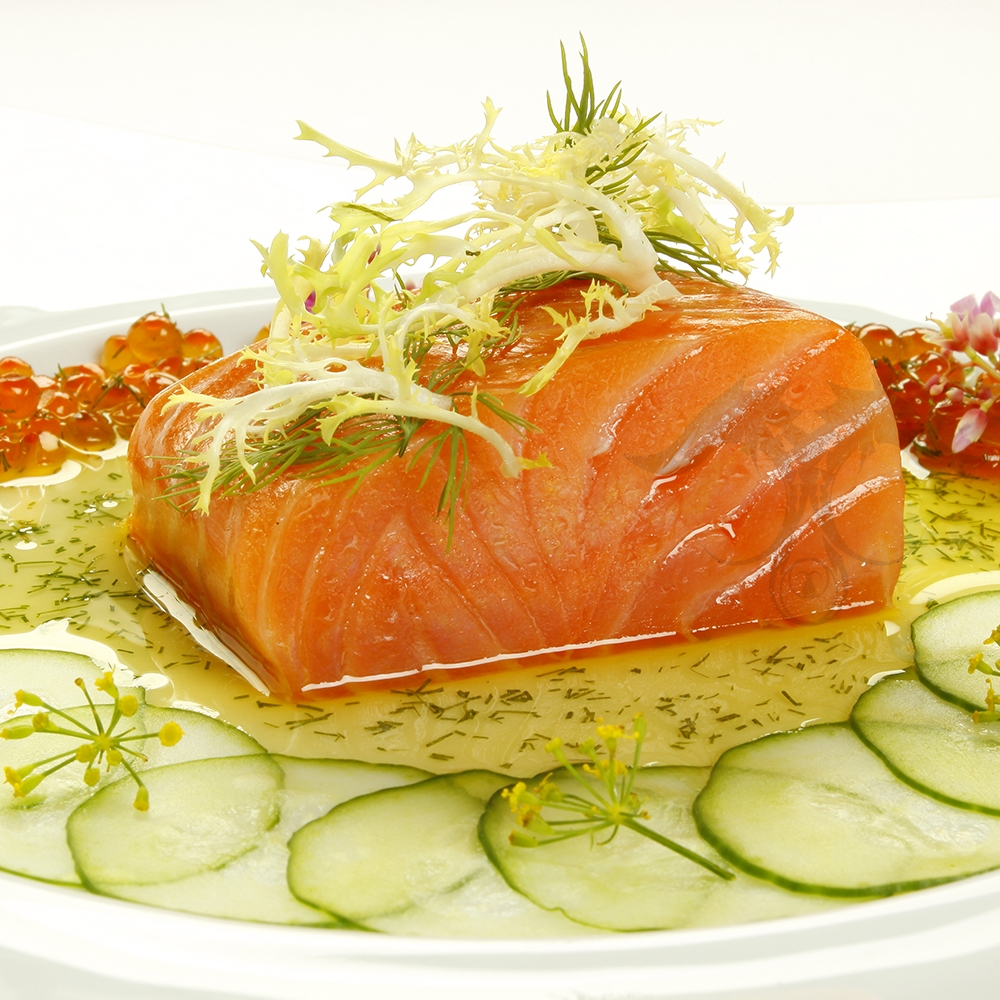 Imperial Filet Cut Smoked Salmon