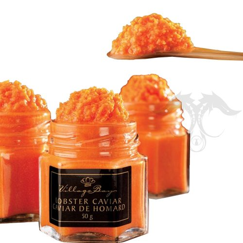 lobster roe caviar