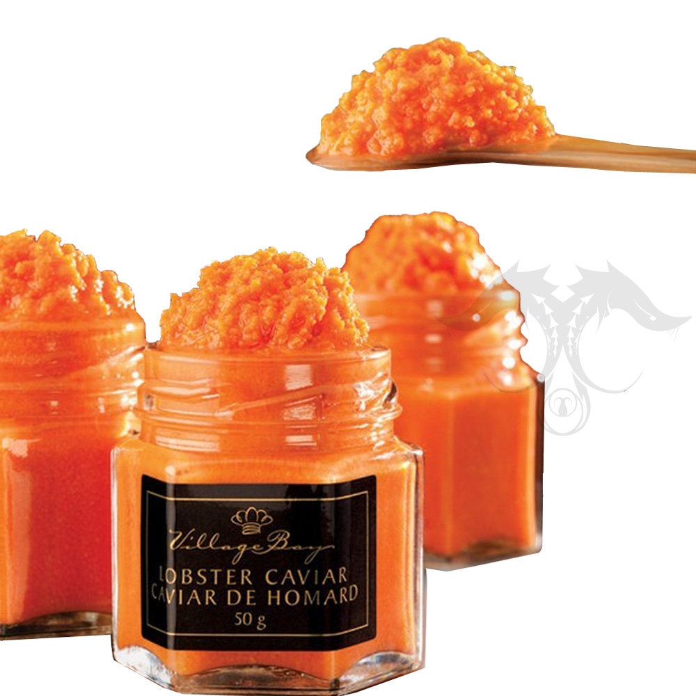 fine lobster roe caviar $ 10 99 the lobster roe caviar is extracted ...