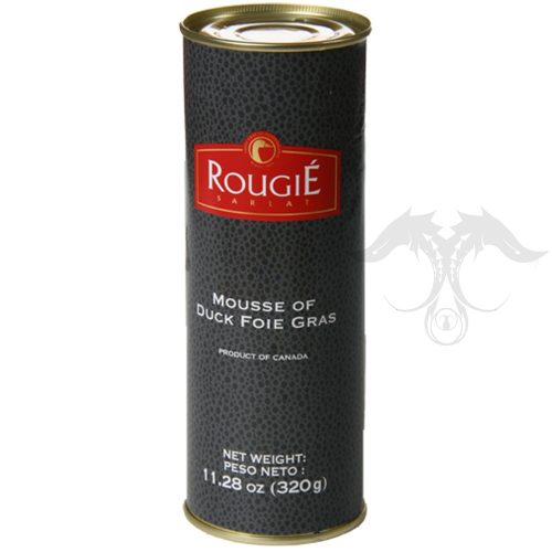 mousse of duck foie gras