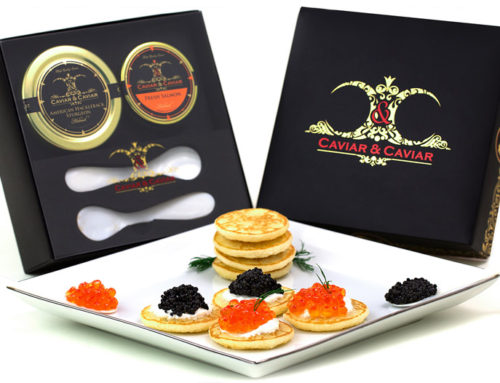 The Perfect Caviar Gift Set