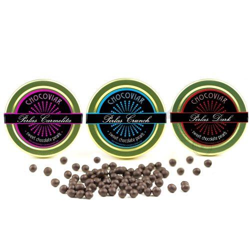 Chocoviar Chocolate Caviar