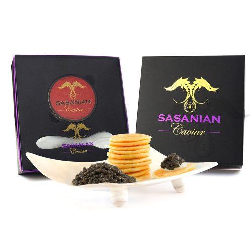 Fine Finnish Siberian Caviar