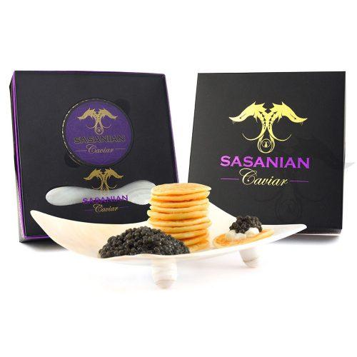Fine Iranian Caviar