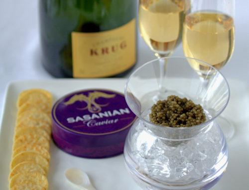 Most Expensive Caviar