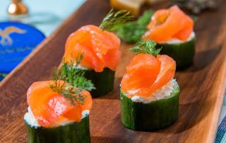 Salmon- Cucumber 1K